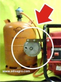 Se vende kit de gas para generador elctrico onil - Generador de gas ...