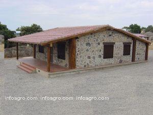 Se vende casas prefabricadas de hormign expo jardin - Precios de estructuras de hormigon ...