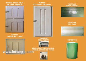 Se vende ventanas de poliester ventanas de fibra de vidrio ventanas para granjas depositos de - Puertas de vidrio para chimeneas ...