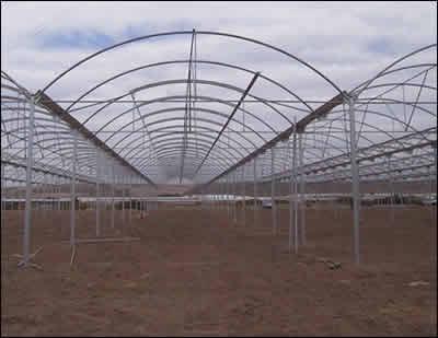 Modernizaci 243 N De Estructuras De Invernaderos