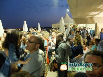 concierto - terraza-infoagro exhibition  Feria Infoagro Exhibition