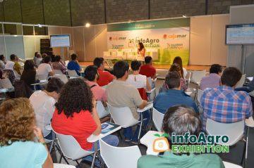 conferencia-monica gonzalez-control biologico  Feria Infoagro Exhibition