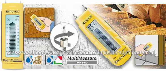 Medidor de humedad para madera suelos y paredes bm15 y bm20 tienda on line - Detector de humedad para suelos y paredes ...