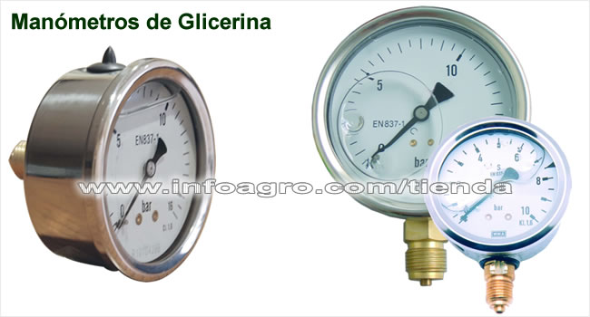 Precio manometro de presion agua airea condicionado for Manometro para medir presion de agua