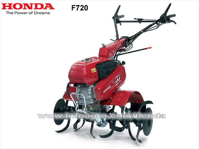 motoazada motocultor para huerto honda f 720 tienda on line