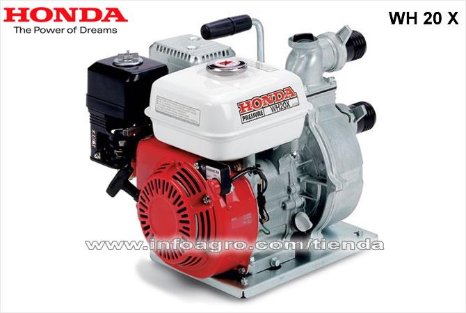 Motobomba de presi n honda wh 20 x tienda on line for Motor de presion de agua